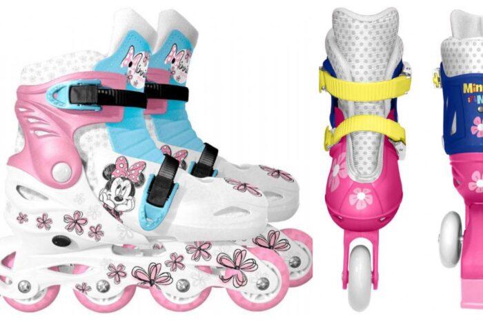 Minnie Mouse rulleskøjter til børn