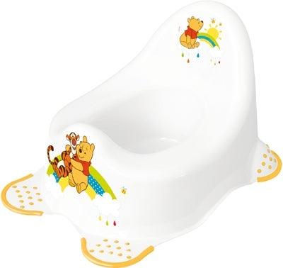 Peter Plys potte - Disney potte og toiletsæde