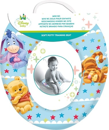 Peter plys børnetoiletsæde - Disney potte og toiletsæde