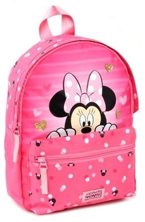 Pink minnie mouse rygsæk - Minnie Mouse rygsæk