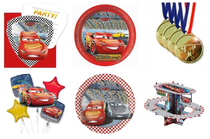 Disney Cars fødselsdag