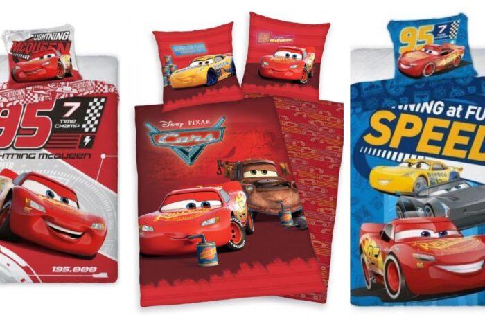 Cars sengetøj