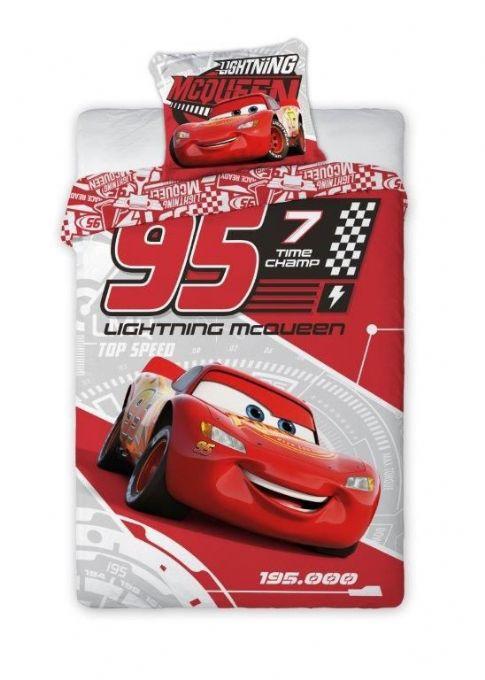mcqueen sengetøj - Cars sengetøj