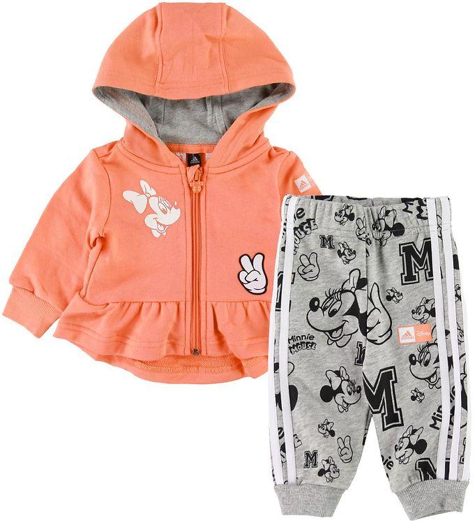 Adidas Minnie Mouse tøj - 10+ Minnie Mouse gaveideer til baby