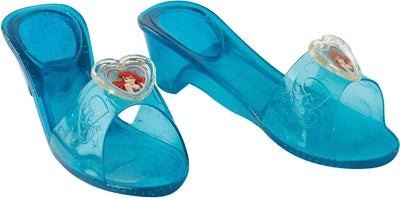 Ariel udklædning sko - 10+ Ariel gaveideer til børn