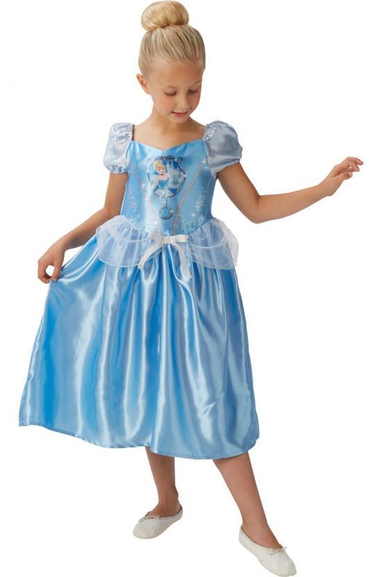 Askepot kjole til børn - 10+ Askepot gaveideer til børn