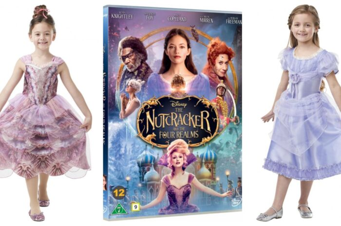 Disney Nøddeknækkeren: Clara Lavender kostume