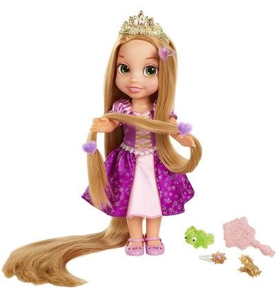 Disney Princess Rapunzel Långt Hår 38 Cm - 10+ Rapunzel gaveideer til børn
