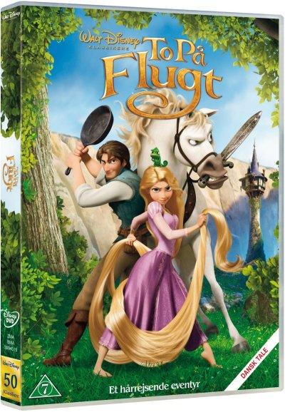 Disney dvd to på flugt - 10+ Rapunzel gaveideer til børn