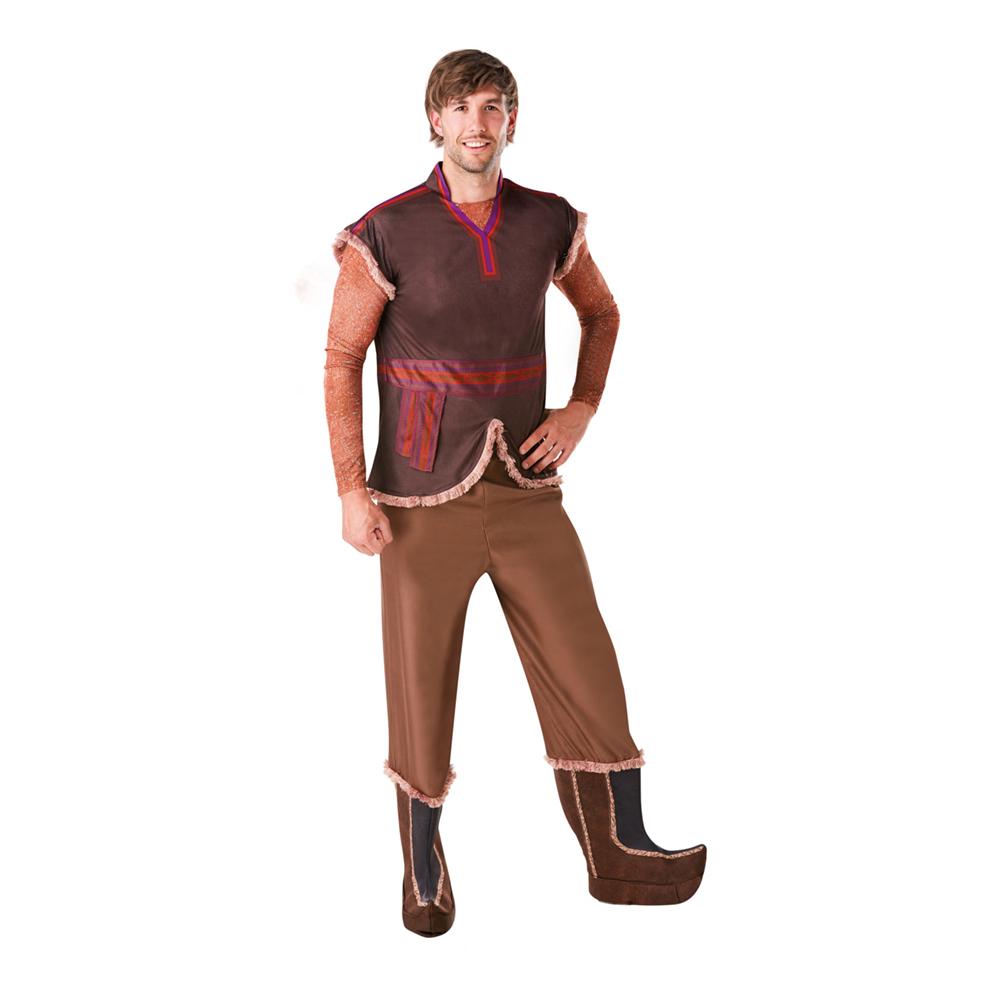 Frost 2 kristoffer voksenkostume - Disney kostume til voksne