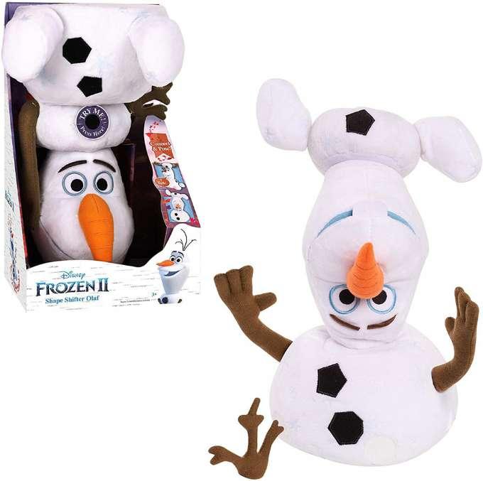 Frost 2 olaf bamse formskifter - 10+ Olaf gaveideer til børn