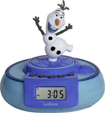 Frost olaf vækkeur - 10+ Olaf gaveideer til børn