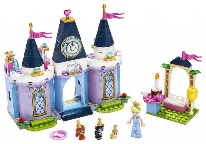 Lego askepots slotsfest - 10+ Askepot gaveideer til børn