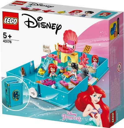 Lego disney princess ariels bog eventyr - 10+ Ariel gaveideer til børn