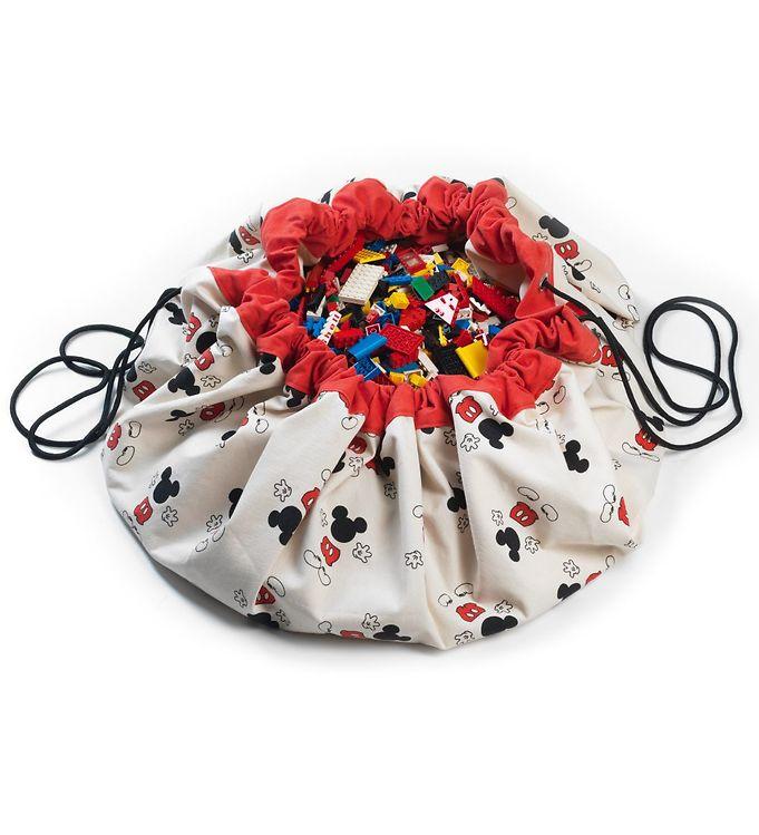 Mickey Mouse legetøjstæppe Playgo - Mickey Mouse børneværelse - find inspiration