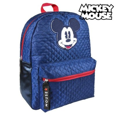 Mickey Mouse skoletaske - Mickey Mouse rygsæk til børn