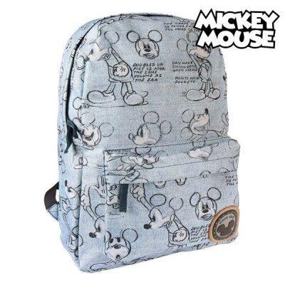 Mickey Mouse taske med forlomme - Mickey Mouse rygsæk til børn