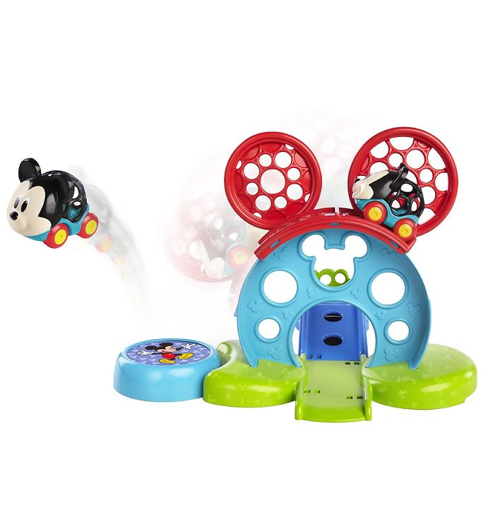 Mickey og Minnie mouse Aktivitetslegetøj - 10+ Minnie Mouse gaveideer til baby