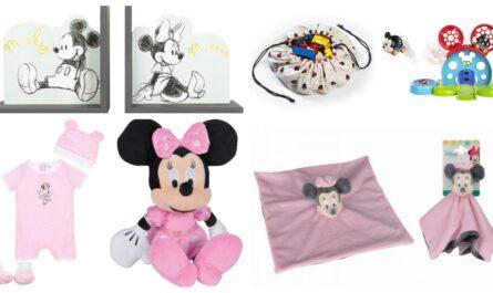 Minnie Mouse gaveideer til baby, minnie mouse gaver til baby, minnie mouse gave til nyfødt, minnie mouse gave til baby, minnie mouse babygaver, minnie mouse babytøj, minnie mouse legetøj til baby, disney gaveideer til baby, disney babygaver