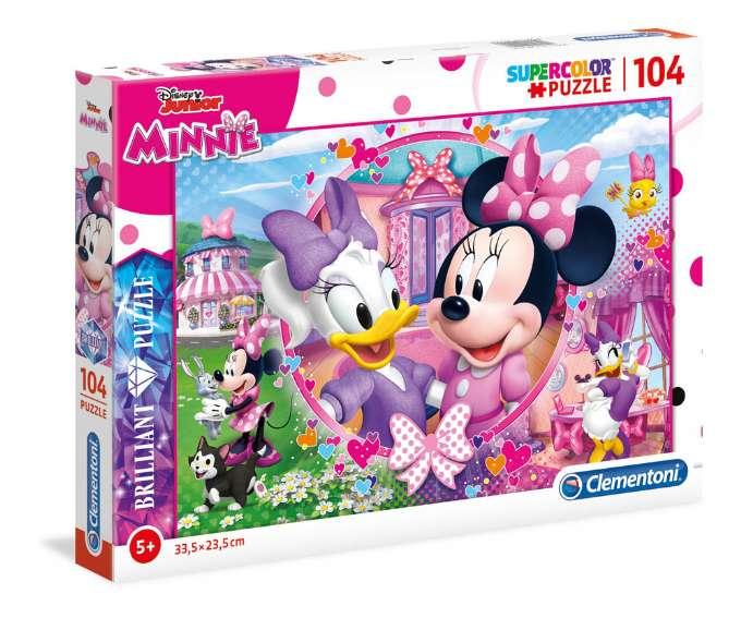 Minnie Mouse puslespil - 20+ Minnie Mouse gaveideer til børn