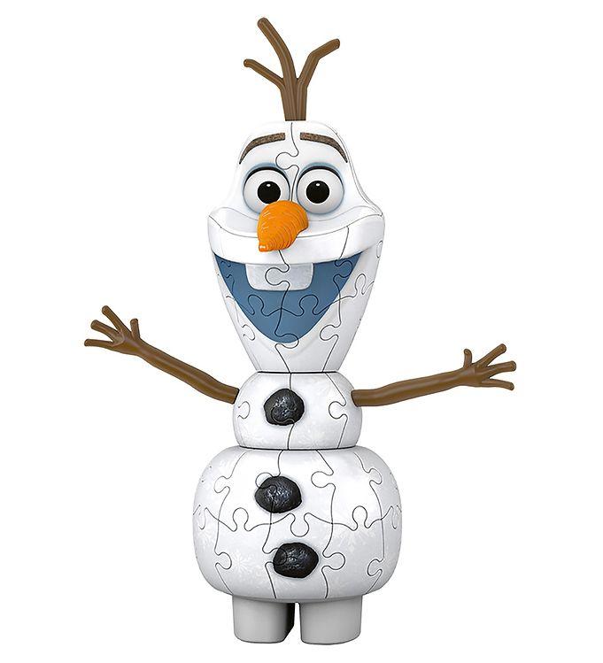 Olaf 3d puslespil - 10+ Olaf gaveideer til børn