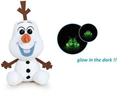 Olaf selvlysende bamse - 10+ Olaf gaveideer til børn