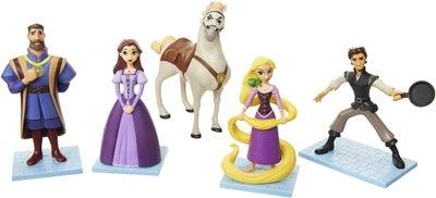 Rapunzel figurer - 10+ Rapunzel gaveideer til børn