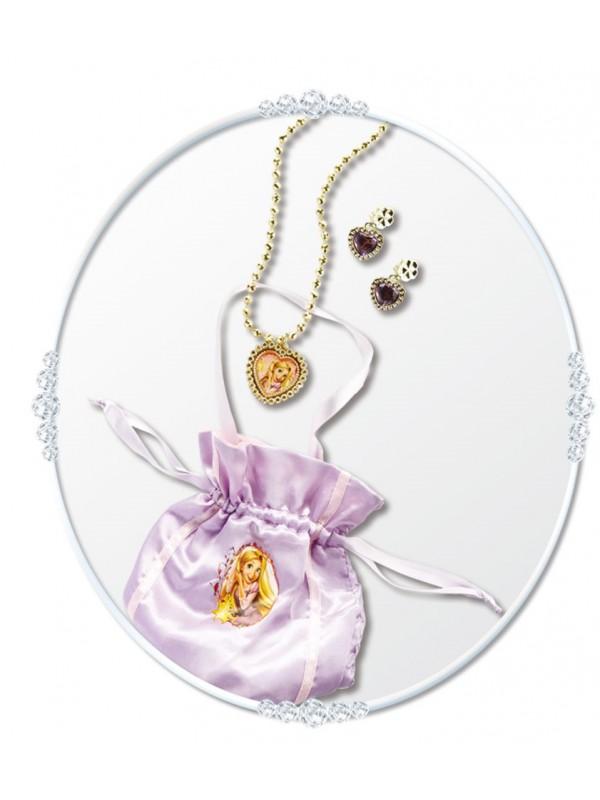 Rapunzel smykkesæt - 10+ Rapunzel gaveideer til børn