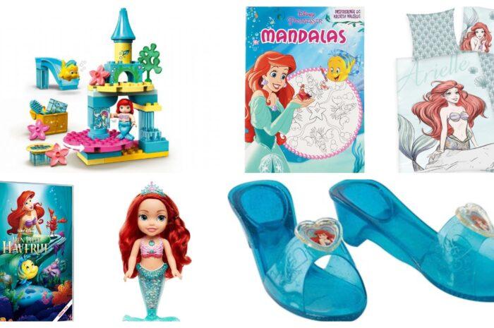 10+ Ariel gaveideer til børn
