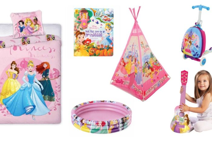 Disney Prinsesser gaveideer
