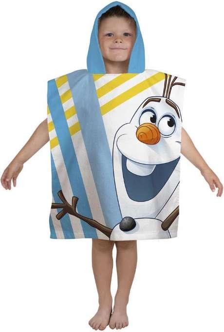 olaf håndklæde poncho - 10+ Olaf gaveideer til børn