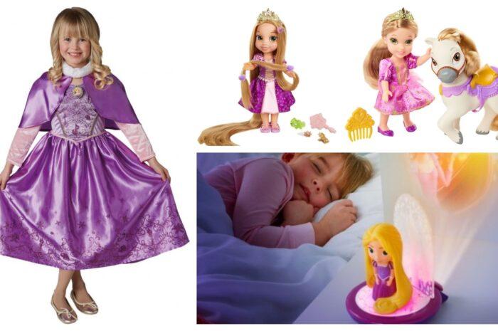 10+ Rapunzel gaveideer til børn