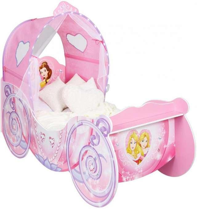 Disney princess børneseng - Disney prinsesser juniorseng