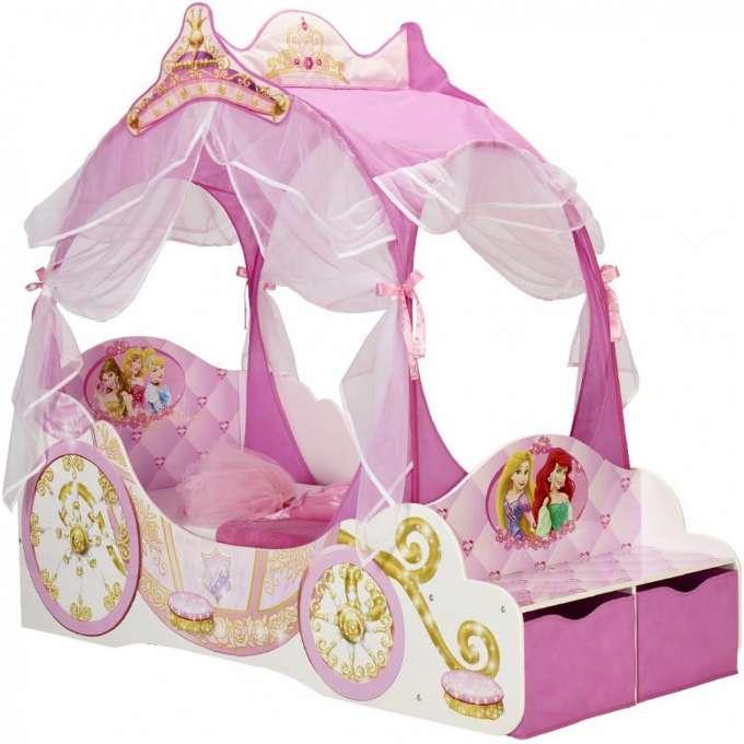 disney prinsesse karet seng - Disney prinsesser juniorseng