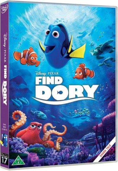 Find Dory dvd film - 10+ Find Dory gaveideer til børn