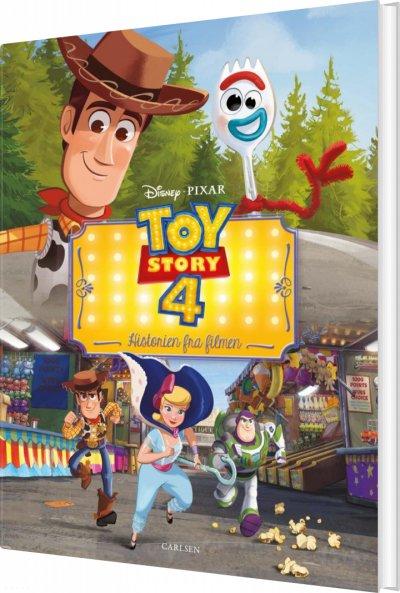 Toy story 4 filmbog - 10+ Toy Story gaveideer til børn
