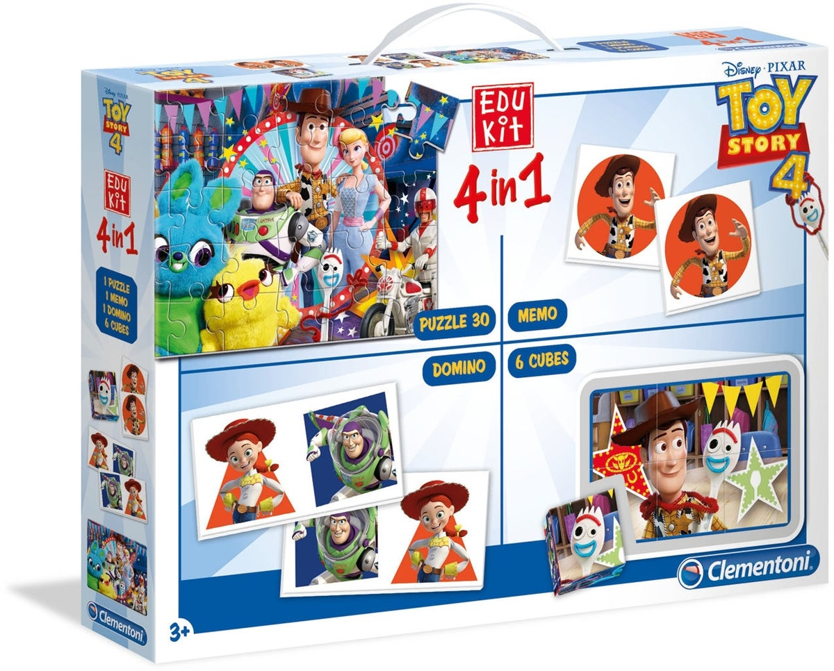 Toy story puslespil - 10+ Toy Story gaveideer til børn