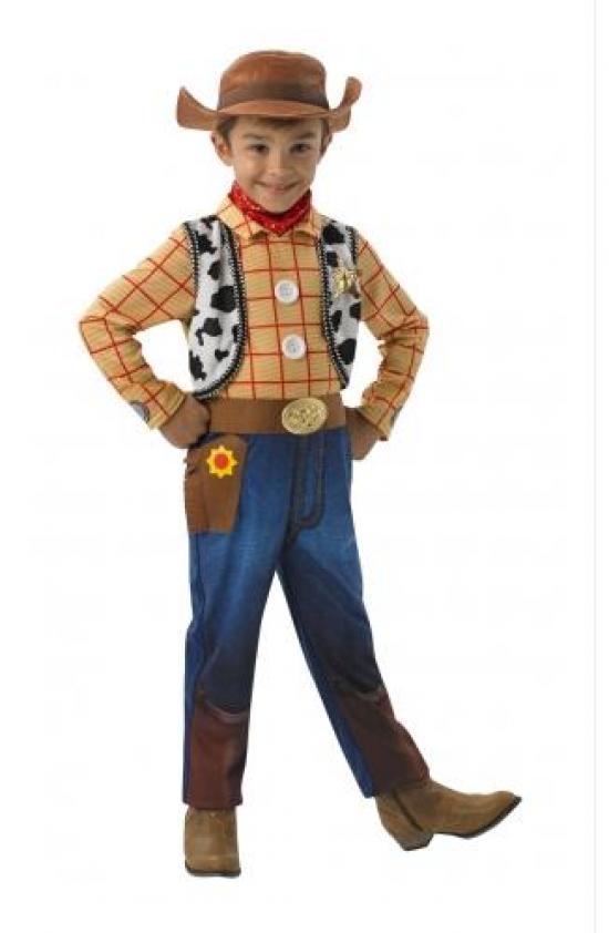 Toy story woody børnekostume - 10+ Toy Story gaveideer til børn