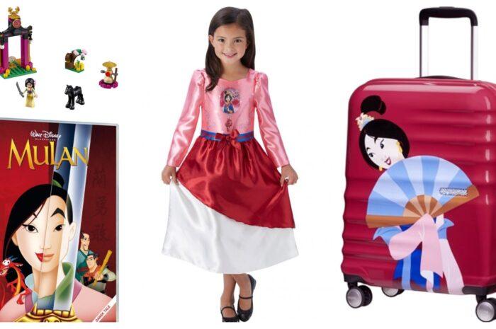 10+ Mulan gaveideer til børn