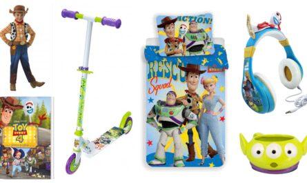 toy story gaveideer til børn, toy story 4 gaveideer, toy story gaver til børn, toy story ting til børn, toy story 4 børnegaver