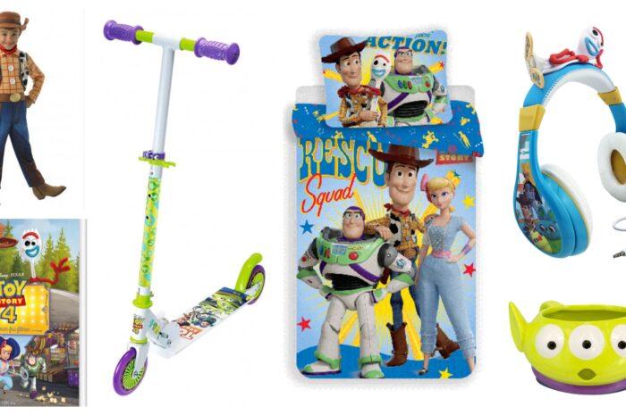 10+ Toy Story gaveideer til børn