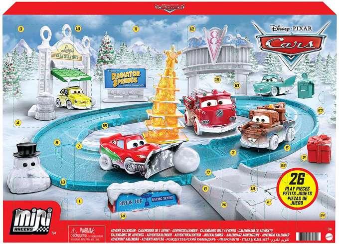 Cars julekalender 2021 - Cars julekalender 2021
