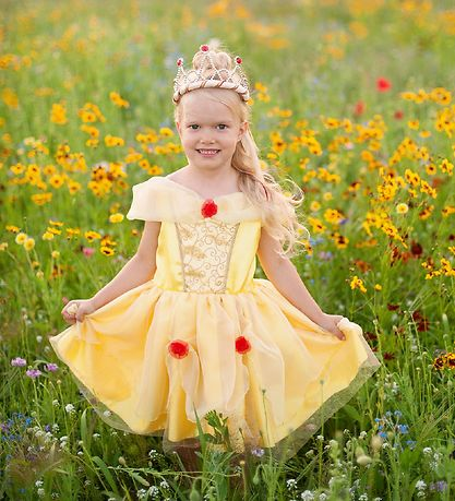 Great pretenders belle kjole - Disney prinsesse kostume til børn