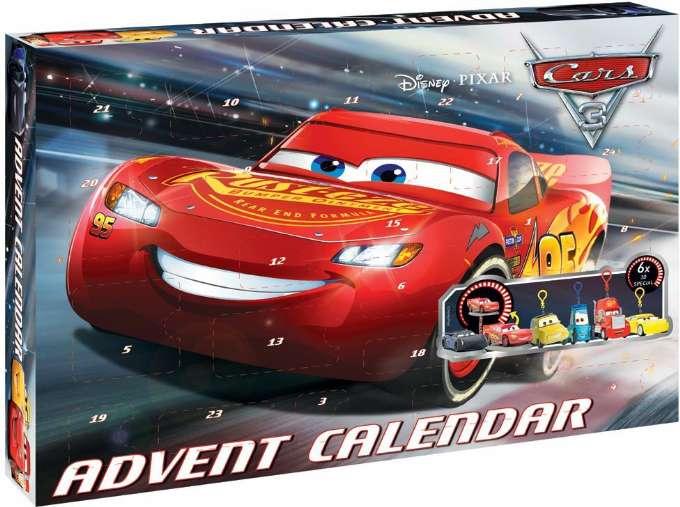 Lynet Mcqueen julekalender - Cars julekalender 2021