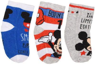 Mickey Mouse babystrømper  - 10+ Mickey Mouse gaveideer til baby
