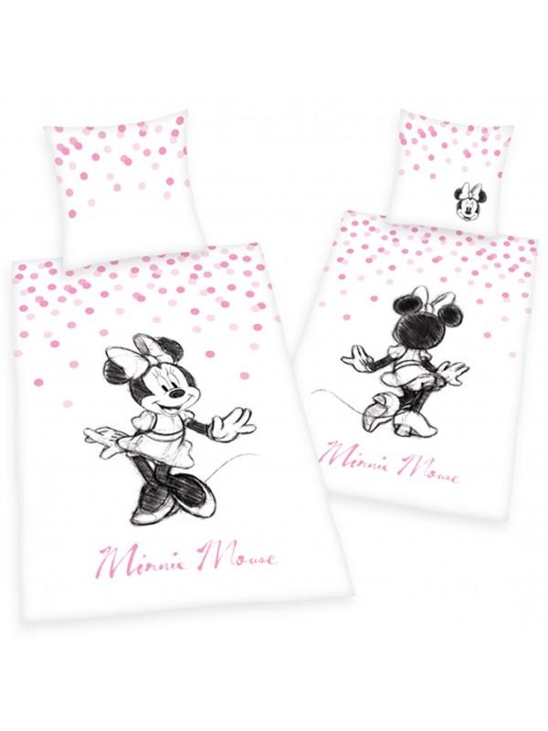 Minnie sengetøj - Minnie Mouse sengetøj