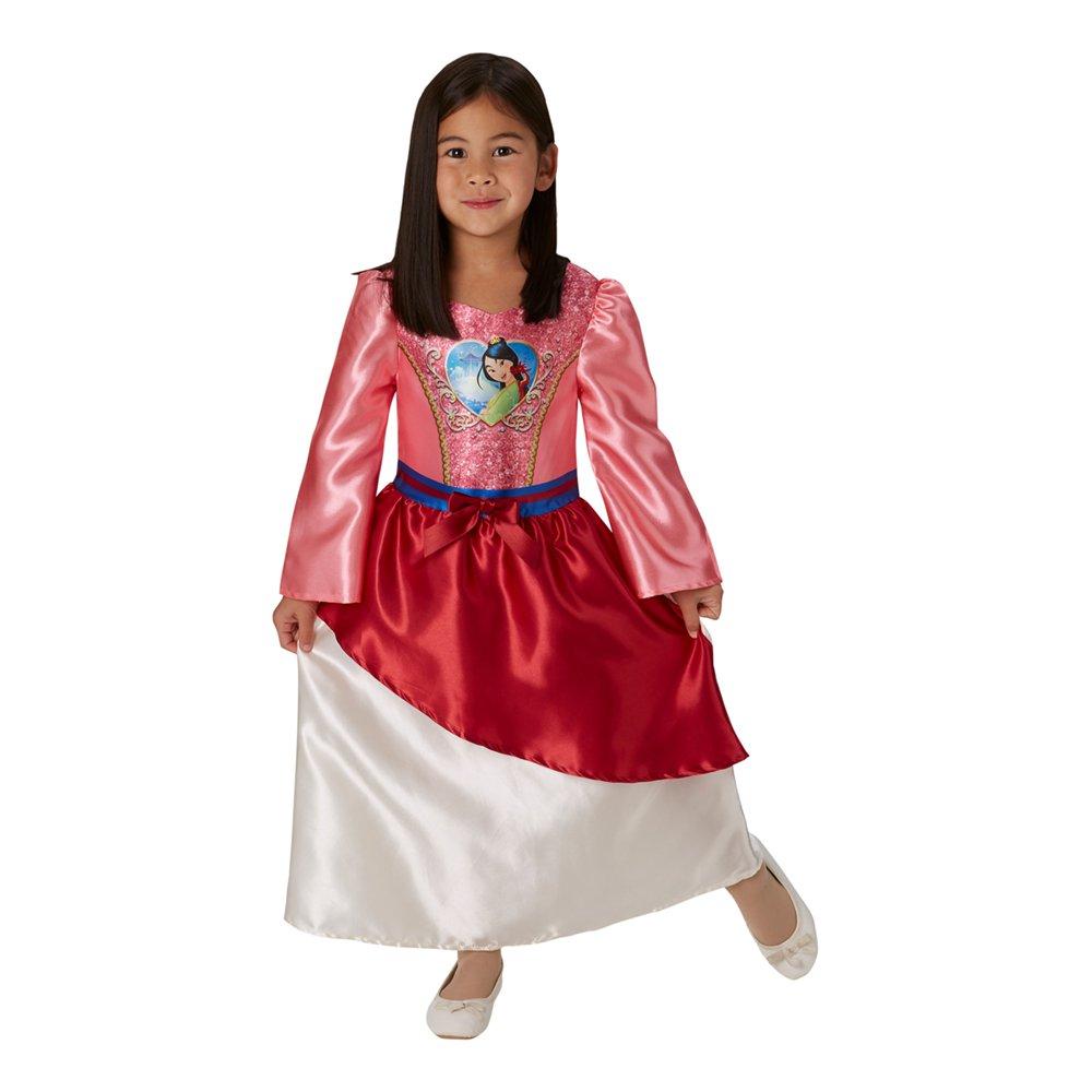 Mulan børnekostume - Mulan kostume til børn
