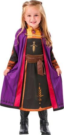 anna børnekostume - Disney prinsesse kostume til børn