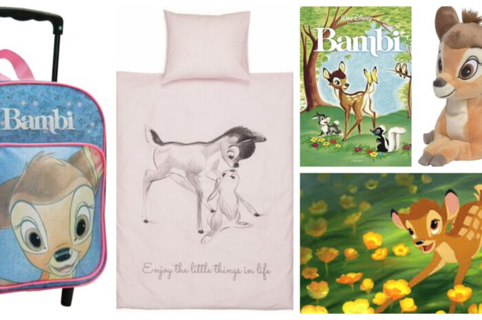Bambi gaveideer til børn