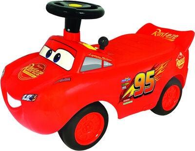 Cars Lynet Mcqueen gåbil - Disney gåbil